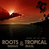 ROOTS RIDDIMS & TROPICAL BRASIL MIX - DJ CMAN