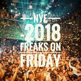 NYE 2018 Freaks on Friday-Button Factory Dublin