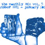 Monthly Mix #18 - December 2011