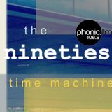 The Nineties Time Machine - All Request Special on Phonic.fm - 17th July 2017