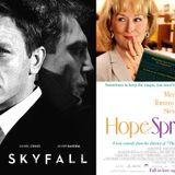 UPBEAT Interviews: James Bond Skyfall Cast and Meryl Streep