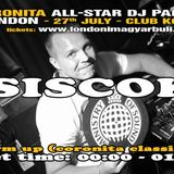 Siscok - Coronita All-Star Party London Club Kolis 27.07.2013.