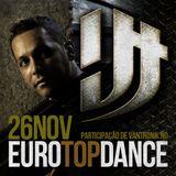 vanTronik @ Euro Top Dance (Litoral Sul FM - NOV 2011)