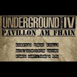 Kristian Storch @ Underground Project IV - Pavillon 20.10.2017