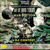 David Maiz - Dj Contest Out Of Mind Tour