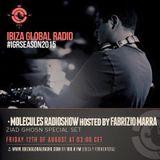 Ziad Ghosn - Ibiza Global Radio - Molecules Events Weekly Radio Show - 14/08/2015