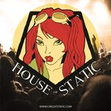 Press Pound for Pleasure EDM DJ Mix - House of Static with Circuit Static