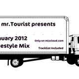 January 2012 Freestyle Mix