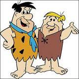Yabba Dabba Do with These Two!