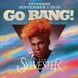 ChakaQuan Celebrates Sylvester at Go BANG! September 2018