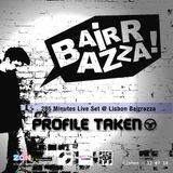 285 minutes - Profile Taken @ Lisbon Bairrazza