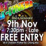 Hattronix @ Freaky Motha Funker, 9th November 2018, Players DJ Lounge