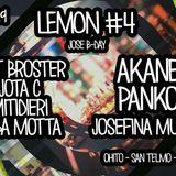 Mitidieri - Live at Lemon#4@Terraza Ohito 26/9