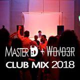 Club Mix 2018 (DJ Master D, 2019)