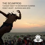 The Scumfrog - Robot Heart Burning Man 2013