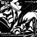 Eclair Fifi & Matthias Zimmermann - 2nd March 2017