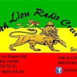 Jah Lion Radio - August Edition 2015