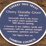 Cherry Groce Tribute - Son's Interview