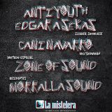Antiyouth & Edgar A Sekas - Live @ Slizzer Records 1st Anniversary