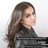 TechnoColor 74 - Livier (studio mix)