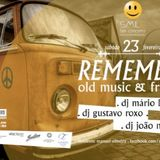 Remember Old Music and Friends  Mixtape