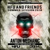 Hard Force United And Friends (Summer Session 2018)