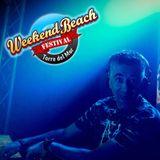 Sesion Techno Weekend Beach Festival 2015