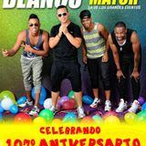 DJ MrTimba CELEBRAN 10 AÑOS DE MAYKEL BLANCO