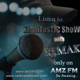 RJ MAK ::: Khantastic Show ::: AMZFM.com ::: 25-10-2013