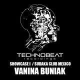 Vanina Buniak @ Technobeat Recordings Showcase / Sudaka Club Mexico