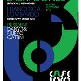 Cafeloco Secret Party 19-10-2012 T.L.E. + Laura Jones e Francesca Lombardo @Vizi del Pellicano