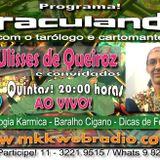 Programa Oraculando 30.11.2017 - Ulisses de Queiroz