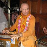 Stand by me kirtan melody -  by HH Sivarama Swami - May 2009 - NVD