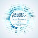 Nu age disco party n001 by DJ Sloba Jovanovic