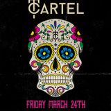 Sunnery James & Ryan Marciano LIVE @ Cartel Night Miami 2017 (b2b2b with Kryder and Tom Staar)