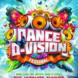 "Dance-Tunes Radioshow ""Dance-D-Vision MainStage-mix"""