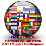 DJ Master K's RXW 2011 Super Hits Megamix