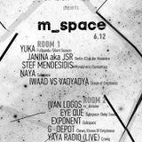 IWAAD vs VADYADYA - @ m_space (SPb) [More, 06.12.14]