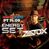 Energy 2000 (Przytkowice) - KINGS OF HARDSTYLE pres. ZATOX (14.09.2018)