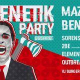 Elementrix - Freenetik Party Promo Mix (24.10.2015)