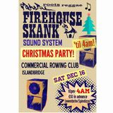 Firehouse Skank Soundsystem Dec 16th 2017