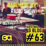 Basement Art 63 | Guest mix by Dblog