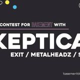 Six Beat Under - BASEMENT w. Skeptical - Contest
