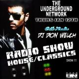 DJ DON WELCH CLASSIC / HOUSE MIX  JAN 2017 - 4 HOUR SESSION ★ •*¨*•.¸¸ ♥♪•*¨*•.¸¸★