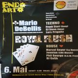 End Art Club live: Royal Flush 06.05.2000 - Mario de Bellis Part1