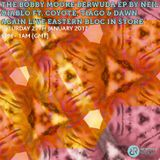 The Bobby Moore Berwuda EP by Neil Diablo ft. Coyote, Tiago & Dawn Again Live Eastern Bloc In Store