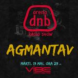 Arena dnb radio show - vibe fm - mixed by AGMANTAV - May 13th 2014