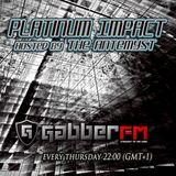 The Antemyst - Platinum Impact 49 (Gabber.fm) 13-06-2013