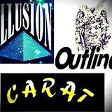 All the best trance tracks from Legendary clubs like 'Illusion, Carat, Outline - Next Session 'pt 1