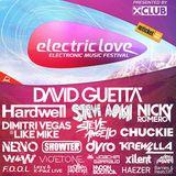 Ummet Ozcan - Live @ Electric Love Festival 2014 (Full Set)